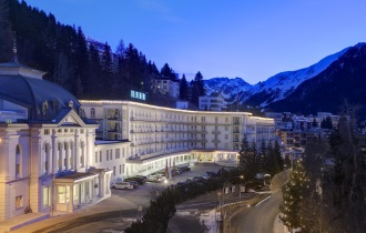 Exclusive Online Deal - Steigenberger Grandhotel Belvédère